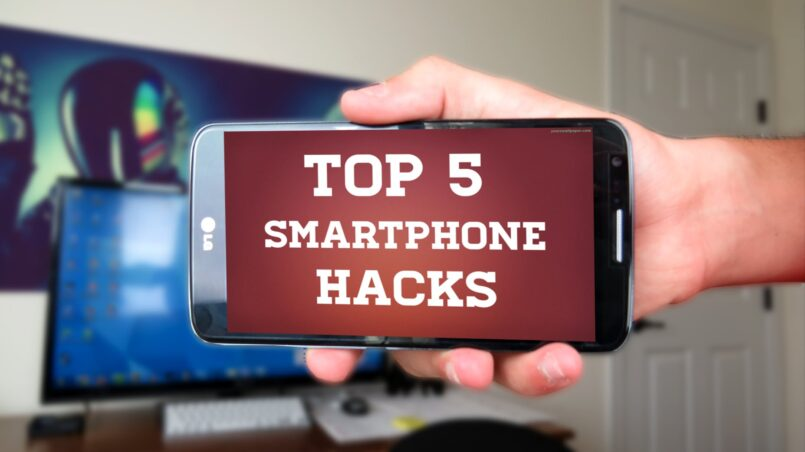 5 Android Hacks